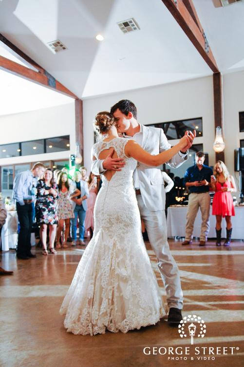 Pecan Springs Ranch Austin Wedding Venue